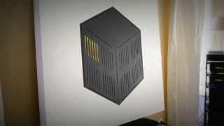 """""""Golden Cube"""" - BrieucC"""
