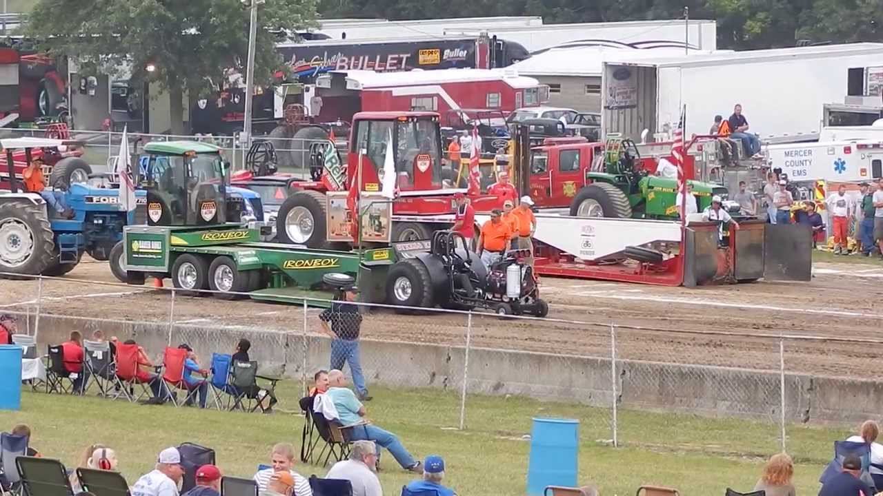 Fort recovery ohio tractor pulls