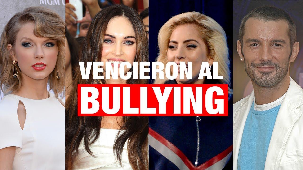 Así Vencieron Famosos Al Bullying