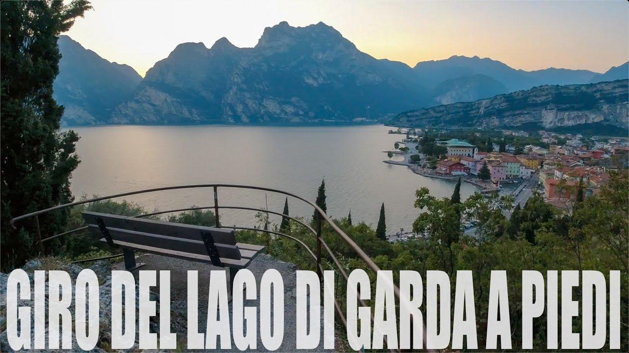 5/5 - Giro del Lago di Garda a Piedi - Ultimo Giorno!