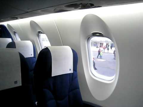 Bombardier Crj900 Sas Youtube