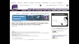 Science Publique - 11 avril 2014 (1/4)