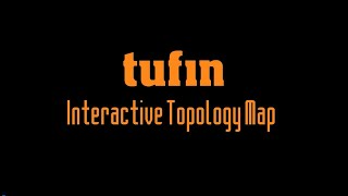 Tufin Interactive Topology Map