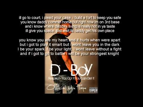 D-Boy     Song For My Daughter