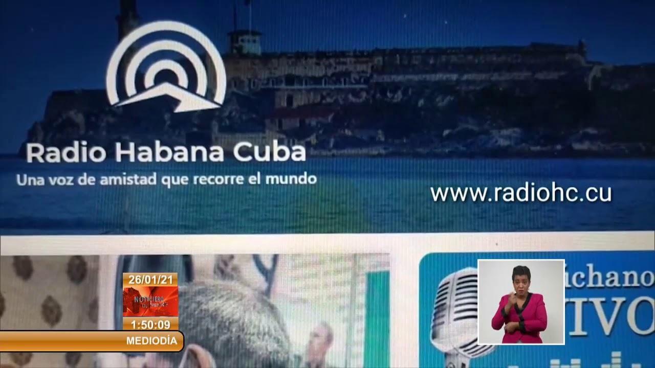 ACNU dedicará Día Mundia de la Radio a emisora Radio Habana Cuba - YouTube