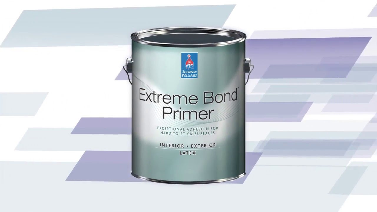 Extreme Bond Primer Sherwin Williams