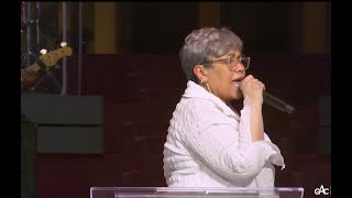The Providential Hand of God - Rev. Elaine Flake - Allen Virtual Experience