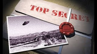 History's Mysteries - Secret UFO Files (History Channel Documentary)