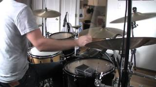 "Beau Ferchaud plays ""Internal Primates Forever"" by Mudvayne"