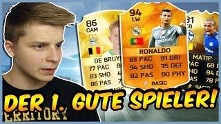 FIFA 16 PACK OPENING (DEUTSCH) - DER 1. GUTE SPIELER!! - ULTIMATE TEAM DEUTSCH