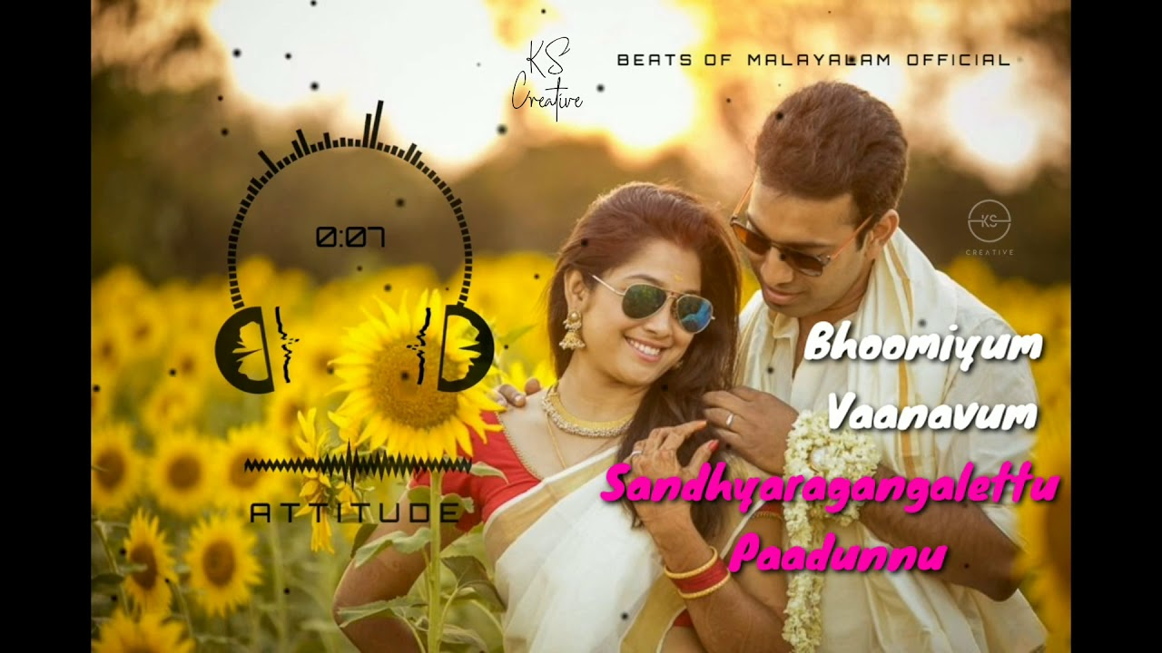 Malayalam love whatsapp status song 😍😍😍 - YouTube