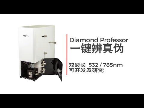 Diamond Professor-WEC Raman-中文