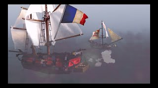 LEGO REMAKE Master & Commander : The Far Side Of The World
