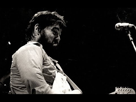 Lowell George at the Lisner Auditorium in Washington D.C. June 28, 1979