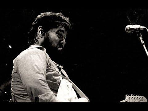Lowell George at the Lisner Auditorium in Washington D.C. June 28, 1979