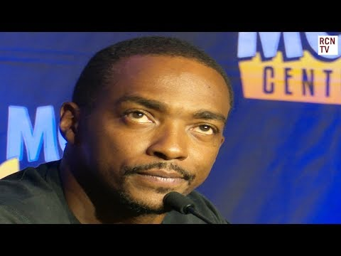 Anthony Mackie Admits Embarrassing Action Figure Fail
