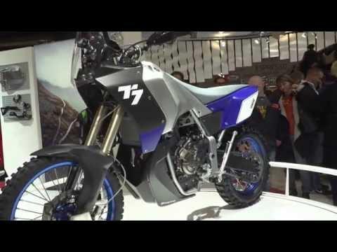 Yamaha T7 Concept At Eicma
