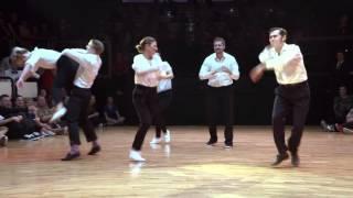 RTSF 2016 - Boogie Woogie Performance - Markus & Jessica, Grzegorz & Agnieszka, Rasmus & Tove