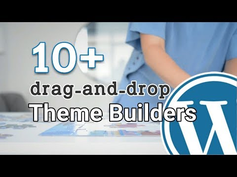 10+ BEST Drag And Drop Theme Builders (Free & Paid) - YouTube