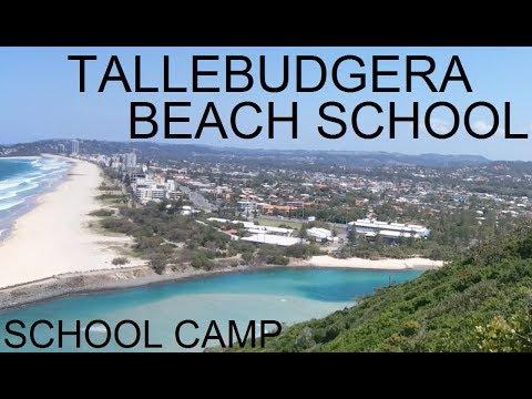 My Camp Experience at Tallebudgera Beach School