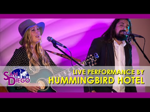 Tonight in San Diego Episode 82 - Live Performance by Hummingbird Hotel