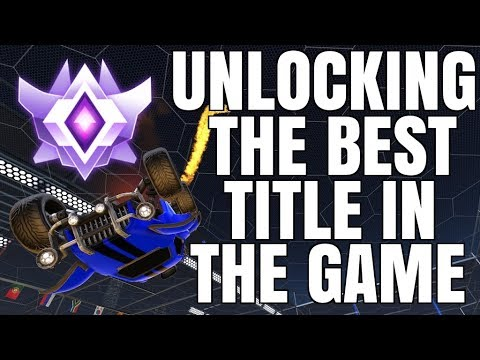 UNLOCKING THE BEST TITLE IN THE GAME | ROAD TO GRAND CHAMPION EPISODE #6