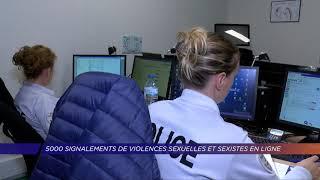 Yvelines | 5000 signalements de violences sexuelles et sexistes en ligne