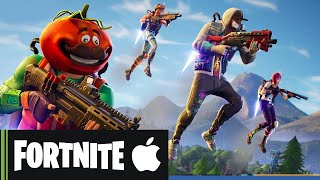 FORTNITE on MACBOOK PRO 150 FPS with GEFORCE NOW 2018 EPIC