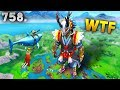 Fortnite Funny WTF Fails and Daily Best Moments Ep.758