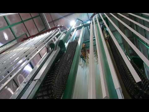Qatar Aluminium Extrusion Co - Fully Automated Vertical Powder Coating Plant