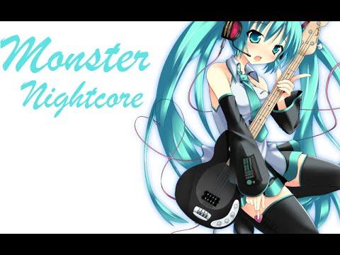 Nightcore - Monster