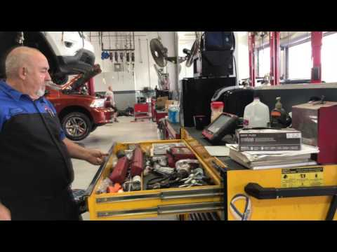 Technician's Toolbox: Mike Barber