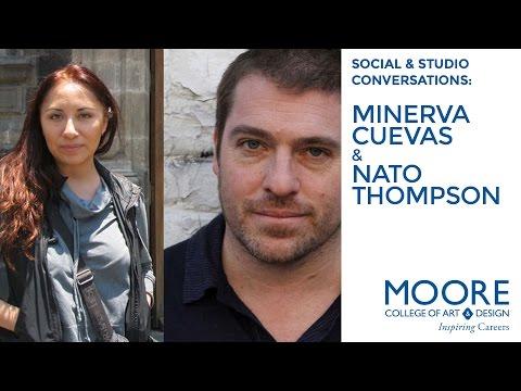 Conversations@Moore with Minerva Cuevas & Nato Thompson