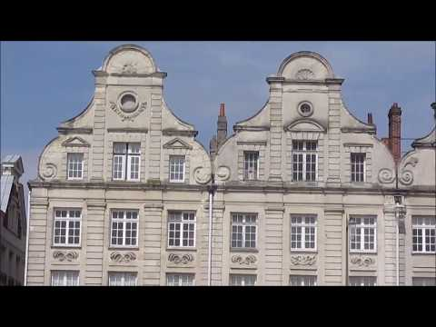 The City Of Arras, France