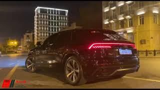 Audi Q8 , Audi Club Azerbaijan