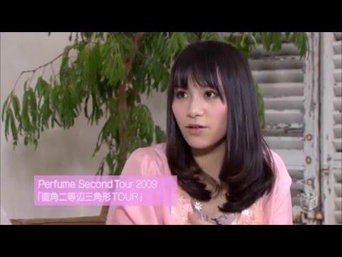 Perfume LIVE History トークで10年ふり返り