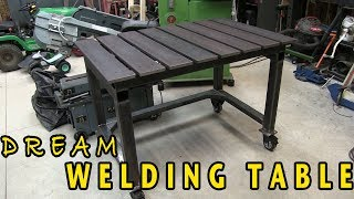 Dream Welding Table DIY