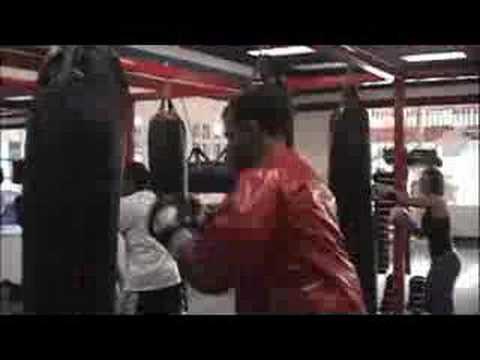 LA Boxing Class