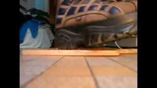 Buffalo Boots 2003 Vs. Schoko W-Mann (crushing)