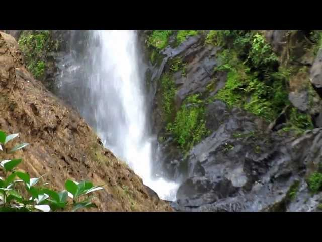 Wate Halla Falls (November) Travel Video