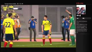 Predicción Bolivia vs Colombia 24/03/2016