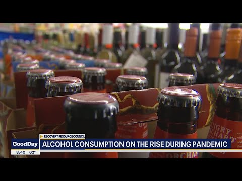Drinking Alone – Alcohol consumption on the rise during pandemic