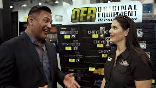 New Parts for Mustang, Mopar, Chevrolet Truck, and More from Classic Industries at 2018 SEMA Show