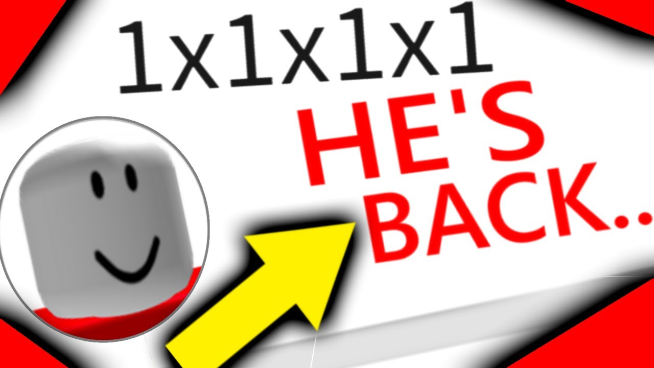 The Most Famous Player Changed On Roblox Youtube