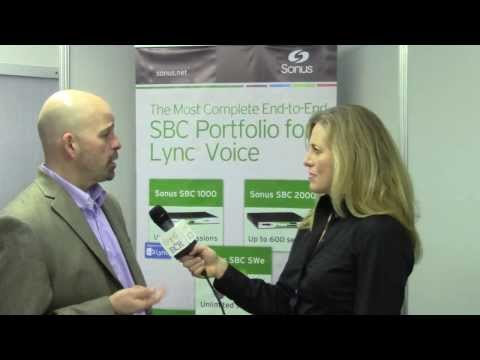 #MWC14 Sonus: VoLTE Strategy, SBC 7000 Product Announcement