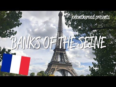 Banks of the Seine, Paris - UNESCO World Heritage Site