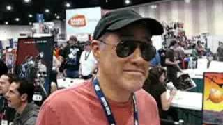 Interview with LARRY HAMA