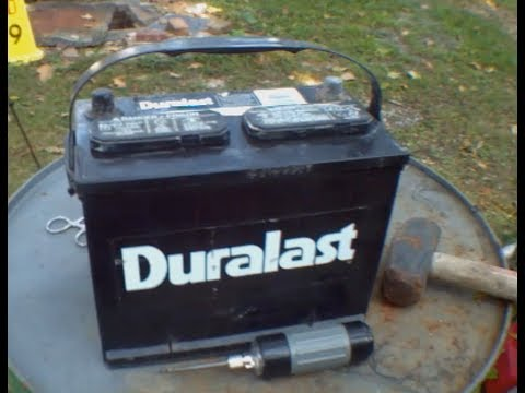 DIY Lead-Acid to Lithium-Ion battery conversion 18650