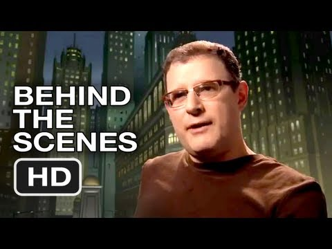 Batman: The Dark Knight Returns (2012) - Behind the Scenes HD Movie