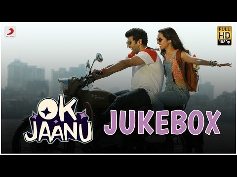 OK Jaanu Jukebox – Aditya Roy Kapur | Shraddha Kapoor | A.R.Rahman | Gulzar